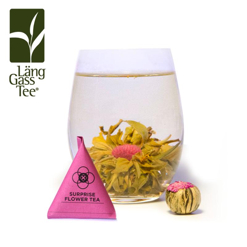Surprise Flower Tea by LÄNGGASS-TEE