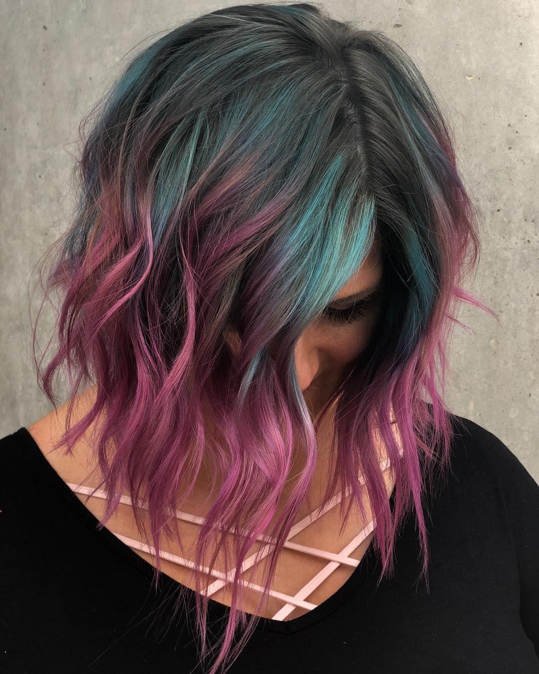 Cores de cabelo 2021 200 fotos e tendências para um novo visual Gallery