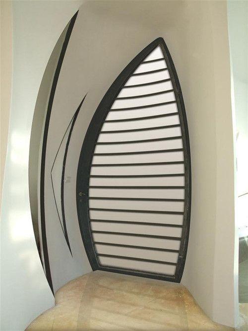 futuristic interior, Biomorphic house, architecture, future ...
