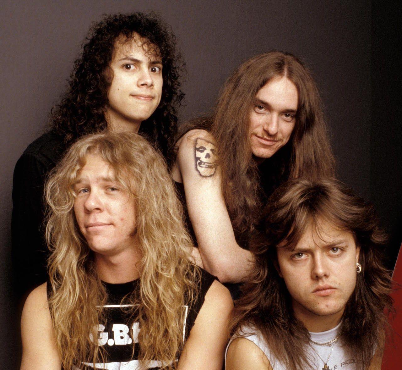 1986 Metallica, Slayer, Megadeth and the year thrash