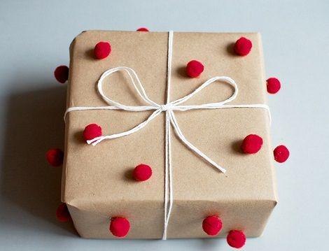 Mil artes mujer 95 ideas para empaques navide os textil for Envoltorios para regalos