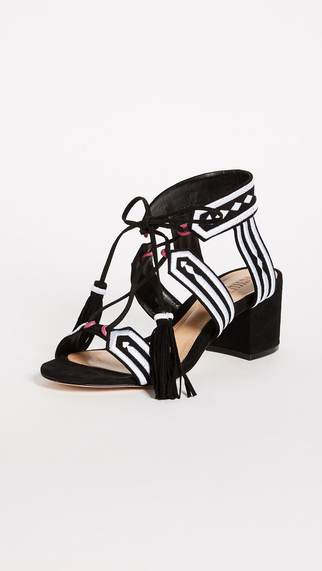 Liessel Block Heel Sandals Block heels, Heels, Sandals