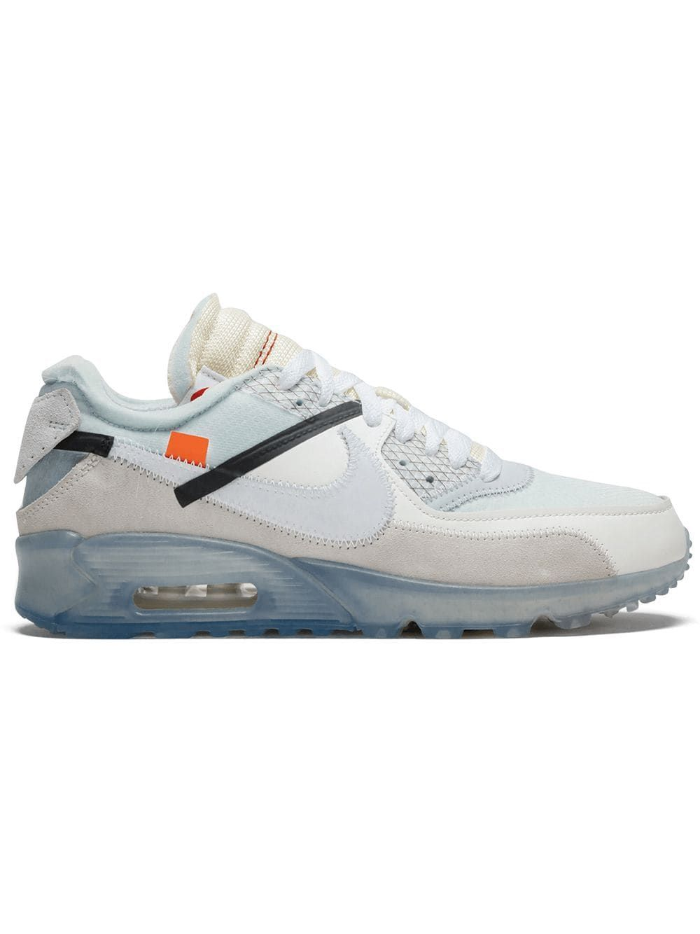 x Off White The 10 Air Max 90 sneakers