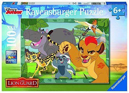 Disneys Lion Guard Puzzle Piece Puzzle Ages 6 Disney