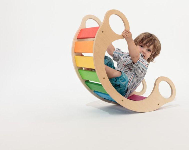 Regenbogenwippe Wippe Geschenke Fur Einjahrige Spielzeug