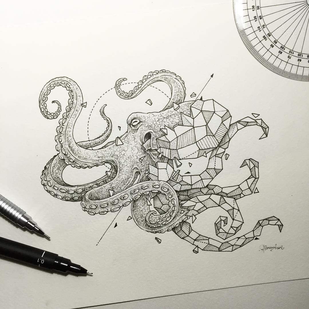 Geometric Drawing, Art и