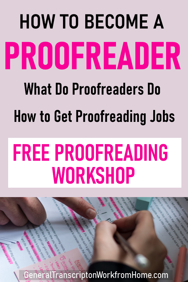 1f10055c9167313b958457c7cda5a282 - How to Become a Proofreader - Free Proofreading Workshop - Work from Home Jobs, Online Jobs & Side Hustles - work-from-home