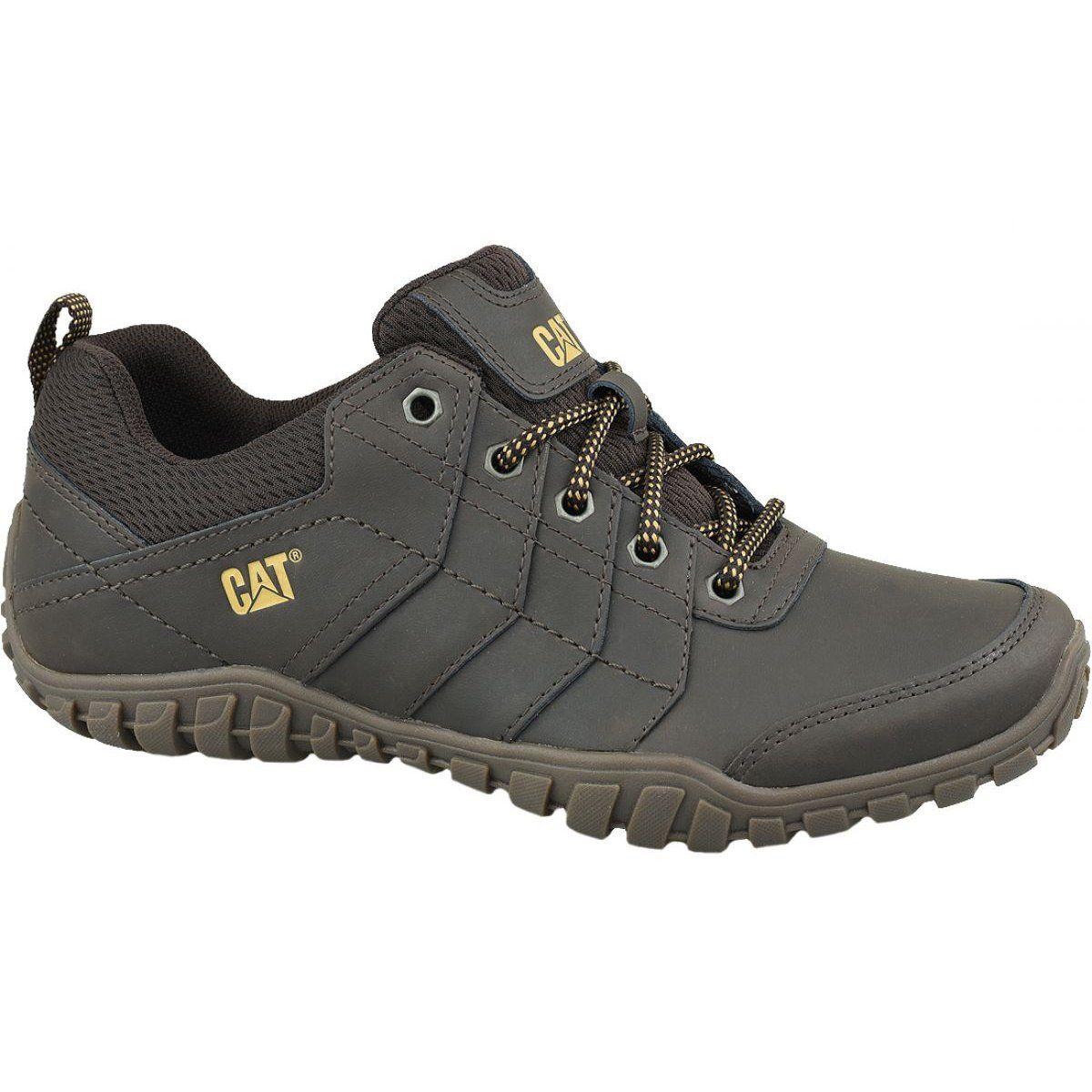Buty Caterpillar Instruct M P722310 Brazowe Hiking Boots Boots Dc Sneaker