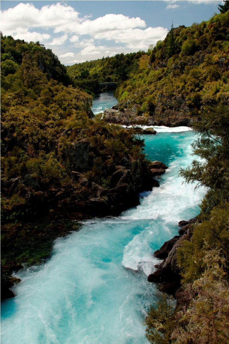 Aratiatia Rapids The Hobbit Filming Location Filming Locations National Parks New Zealand
