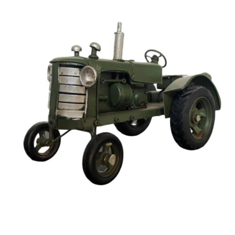 Metal Massey Ferguson Traktor 120 Metal Cannon Massey Ferguson
