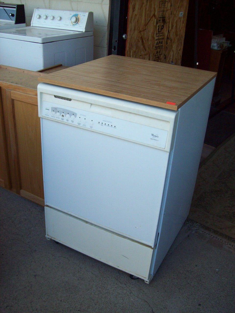 Portable dishwasher 9105 | remodel | Pinterest | Portable dishwasher ...