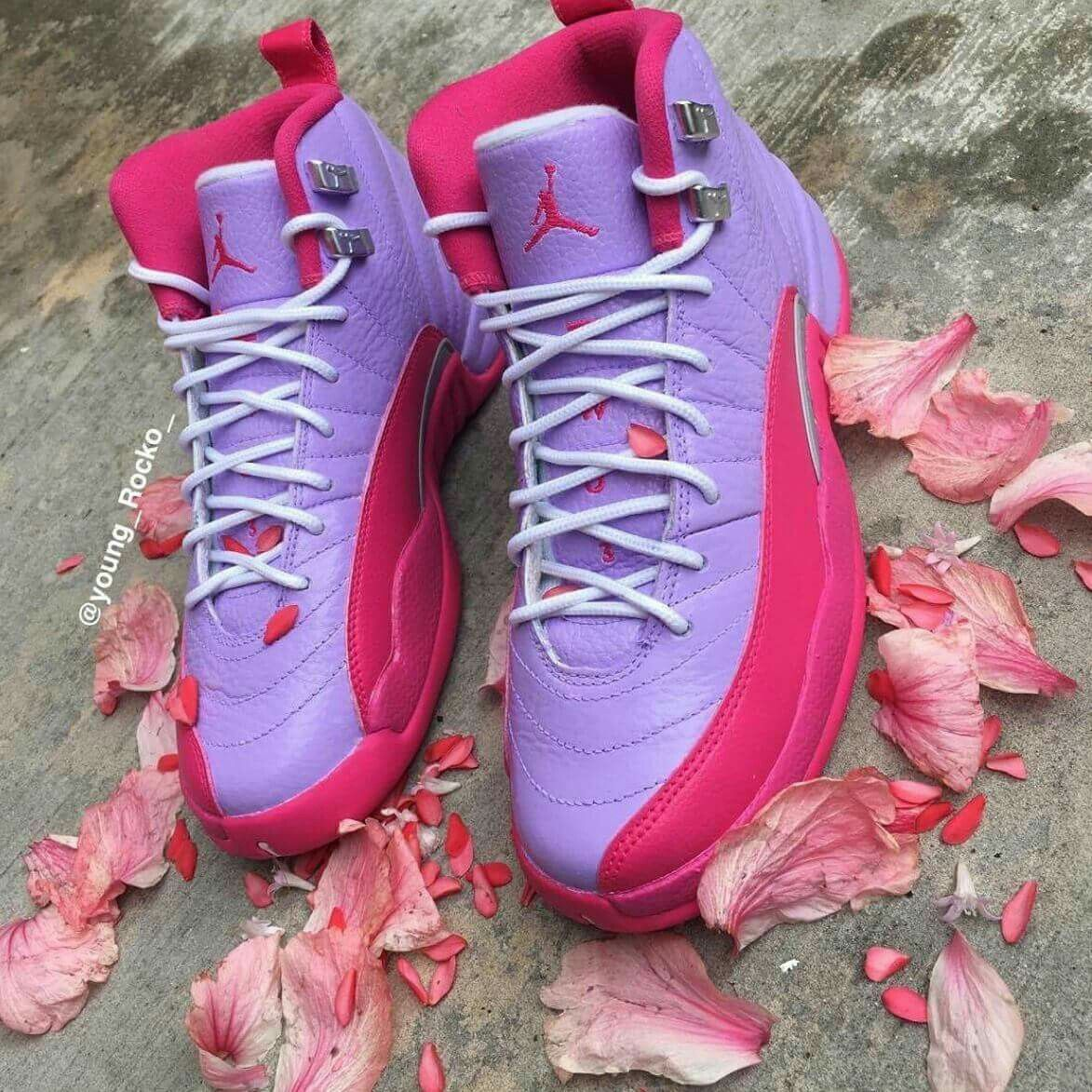 new concept 658c2 4a5d2 Now thats some real deal lavender  fuschia pink combo!