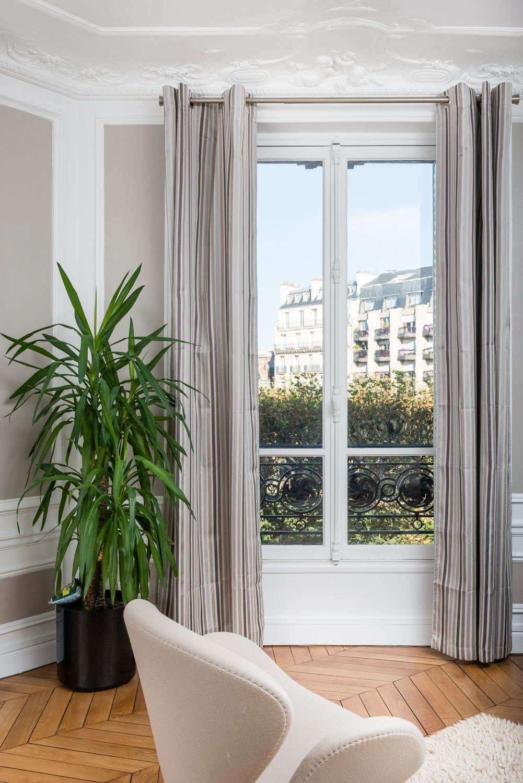 Rénovation D Un Appartement De Caractère à Paris 75