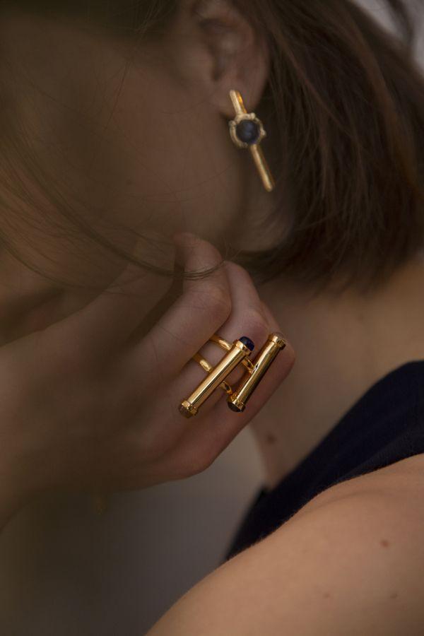 DE LAS LUCES AW17 is part of Jewelry lookbook, Jewelry tattoo, Jewelry model, Fashion jewelry, Women jewelry, Shine jewelry - Winter 2017 I De las Luces Collection