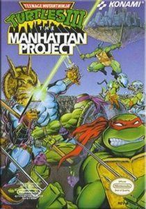 Teenage Mutant Ninja Turtles Iii Nes Game Nes Ninja Juegos