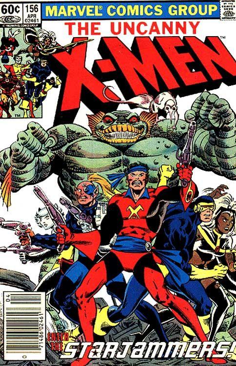Uncanny X Men Vol 1 156 Comic Book Covers Marvel Comics Covers Classic Comic Books