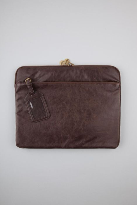 RICH TAN laptop bag