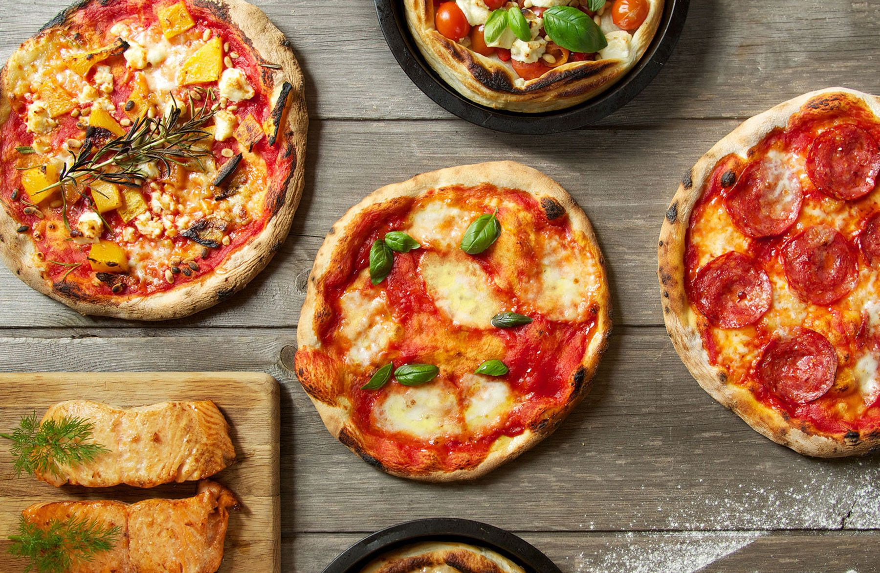 If Anything Deserves Its Own Festival, It's Pizza: London's new Pizza Festival is going to be every foodie's dream come true.