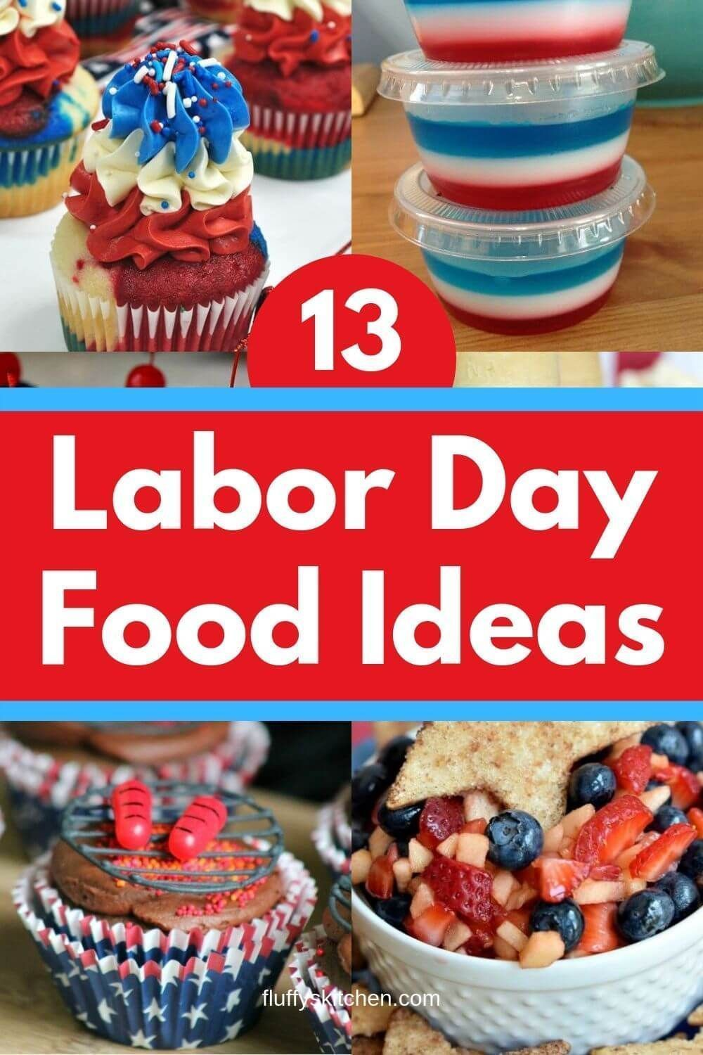 13 Labor Day Food Ideas #labordayfoodideas Here's 13 Labor Day Food Ideas I collected to send summer off with a bang. 13 Labor Day recipes guaranteed to make a splash at your Labor Day party! #labordayfoodideas #laborday #labordaybarbecue #labordayparty #labordayrecipes #labordayfoodideas 13 Labor Day Food Ideas #labordayfoodideas Here's 13 Labor Day Food Ideas I collected to send summer off with a bang. 13 Labor Day recipes guaranteed to make a splash at your Labor Day party! #labordayfoodideas #labordaydesserts