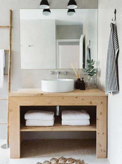 Mobile bagno stile nordico Anne - promozione online ...
