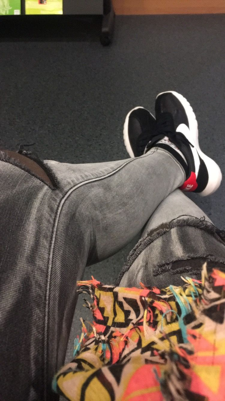 #NikeRosheLD