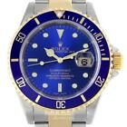 Rolex Submariner Mens Watch 16613 Box & Papers 2004 #Rolex #Watch #rolexsubmariner