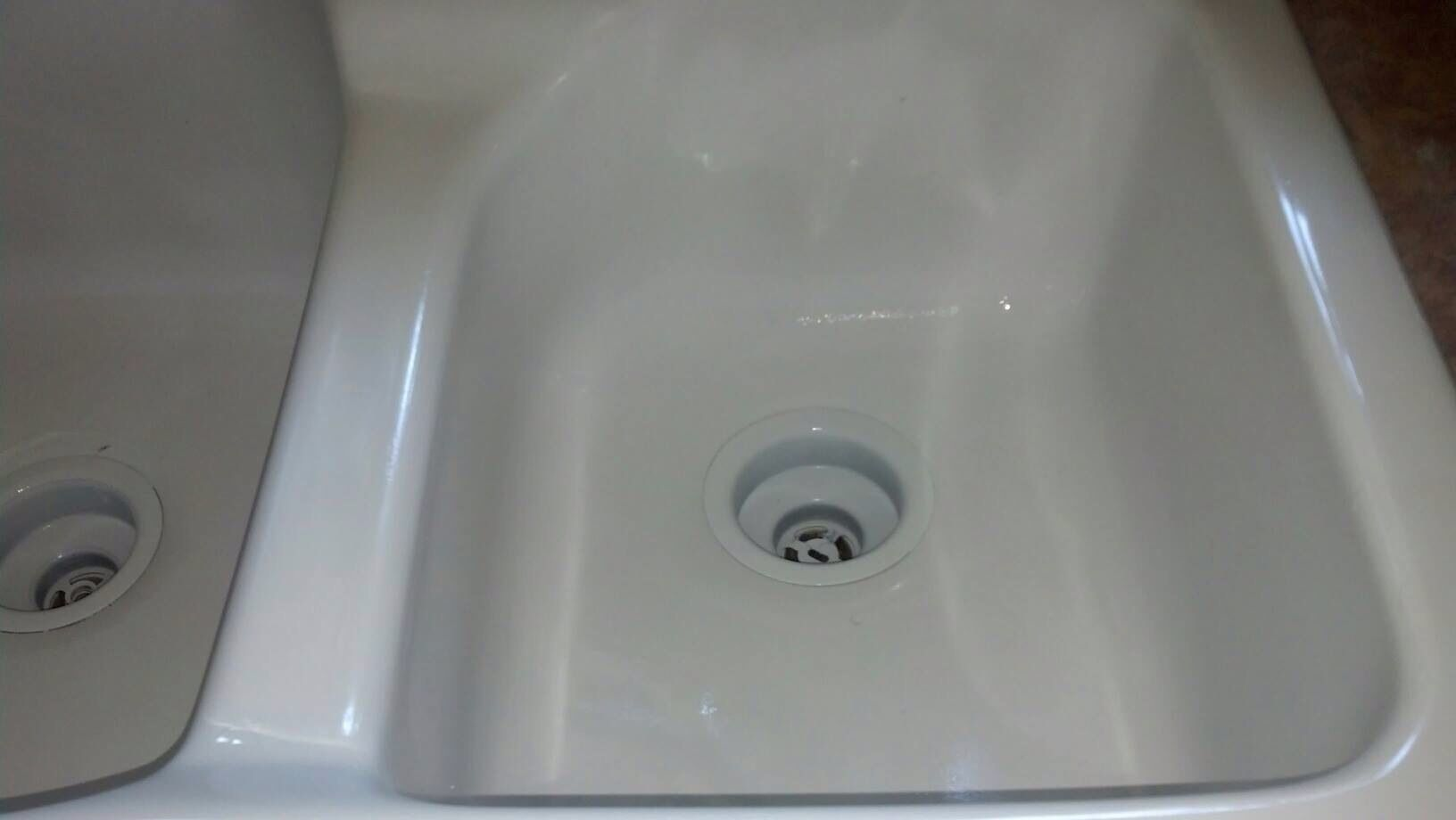 Kitchen Sink After Fixed With