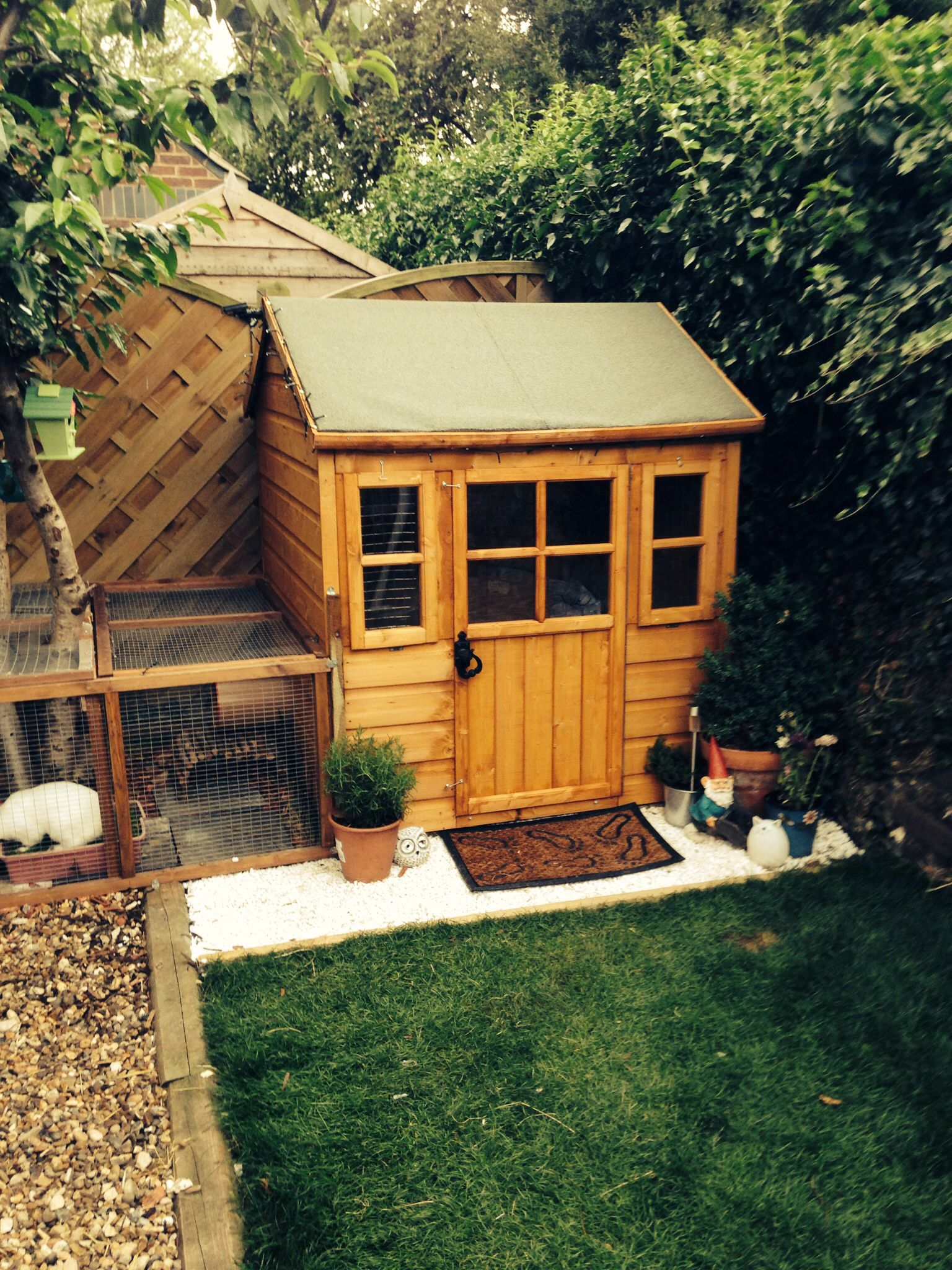 Rabbit Runn Designs A Kitchen Makeover: So My Attempt At A Wendy House Makeover For My Bunny