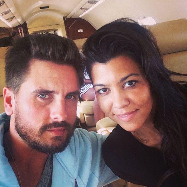 Scott Disick And Kourtney Kardashian (Photo: Instagram