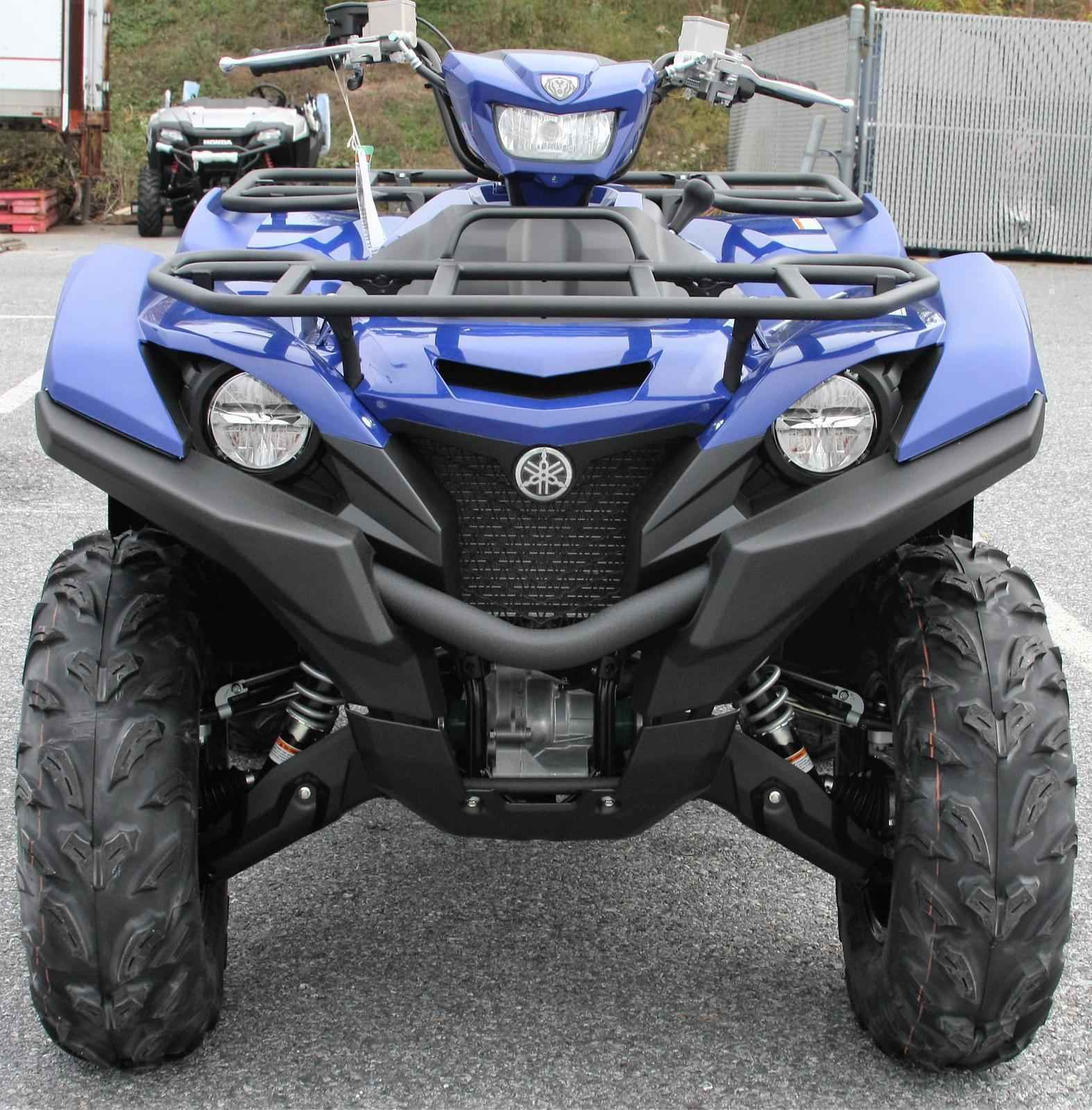2017 Yamaha Grizzly >> New 2017 Yamaha Grizzly 700 Eps Atvs For Sale In