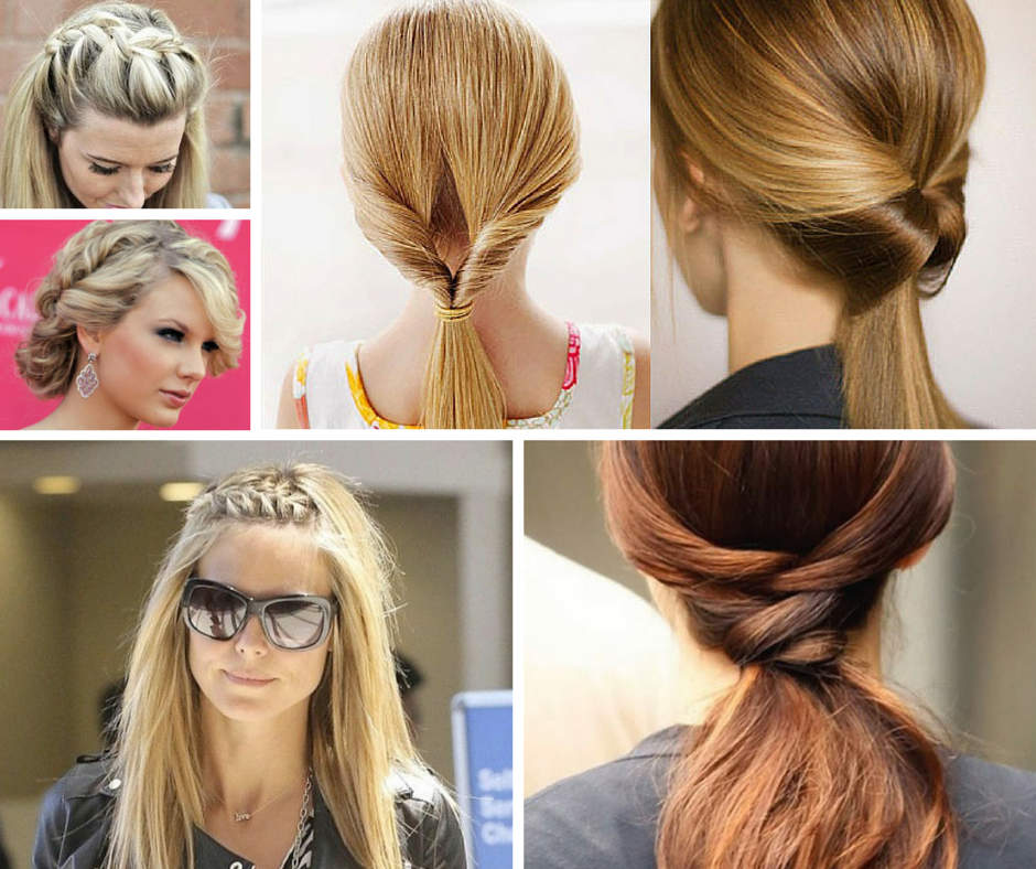 Easy Hairstyles For The Office Office Hairstyles Easy Hairstyles Hair Styles