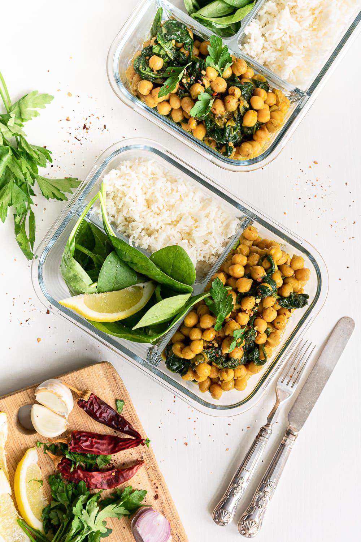 100 Vegan Meal Prep Ideas That Everyone Will Love Recipe Vegan Meal Prep Healthy Meal Prep Easy Healthy Meal Prep