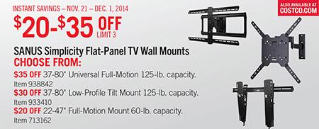 Pre Holiday Savings Event Tv Wall Mounts Tv Wall Flat Panel Tv