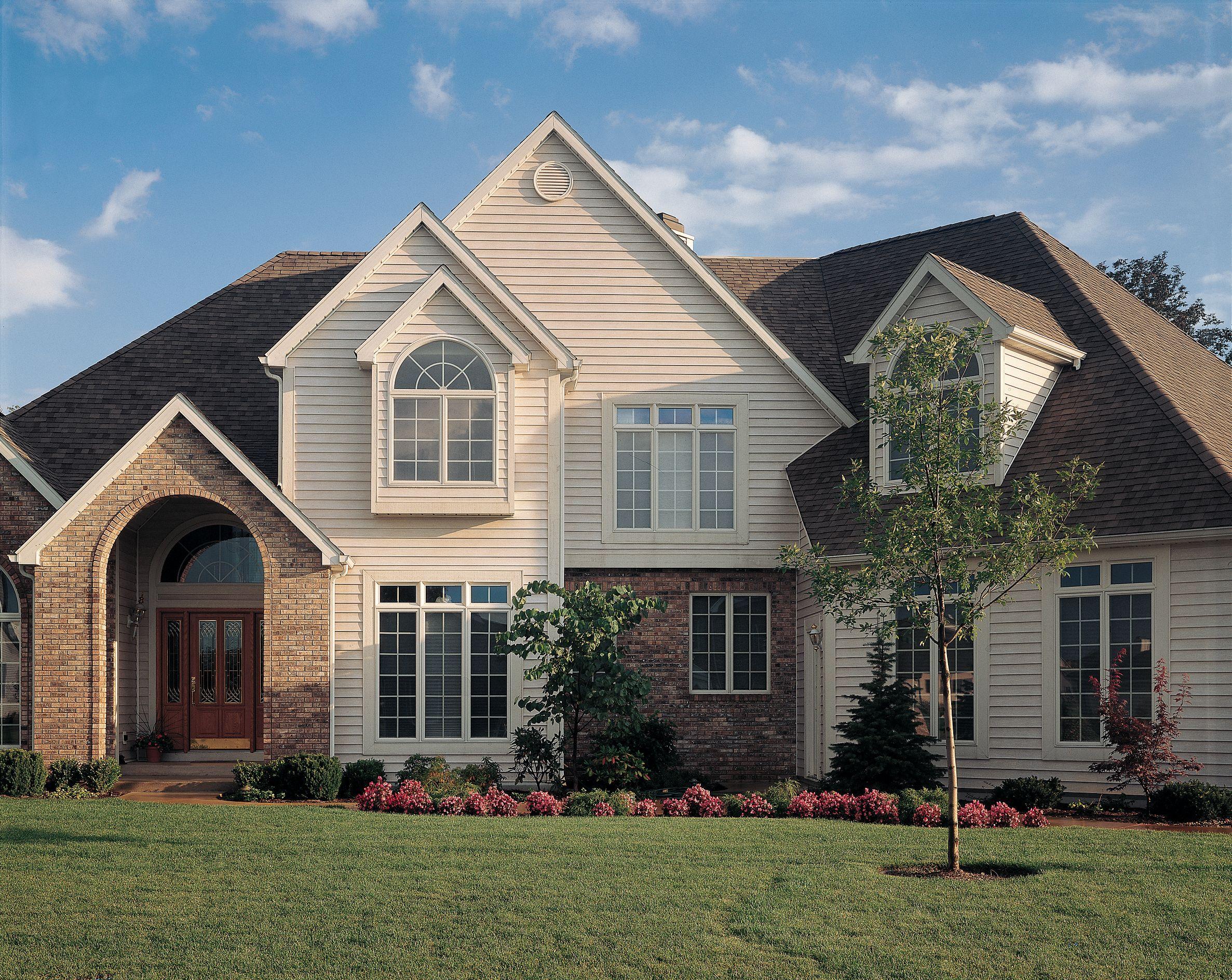 mastic home exteriors low maintenance siding thinking of renovating