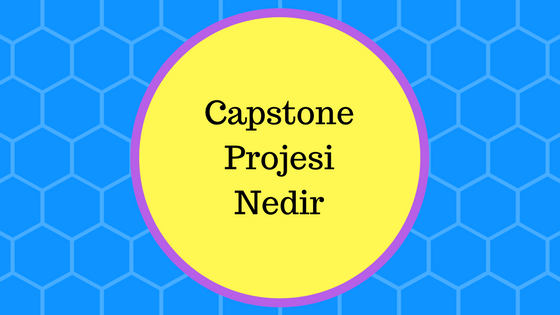 capstone project nedir