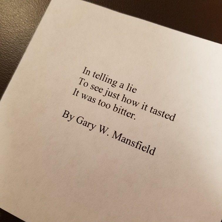 ...haiku....