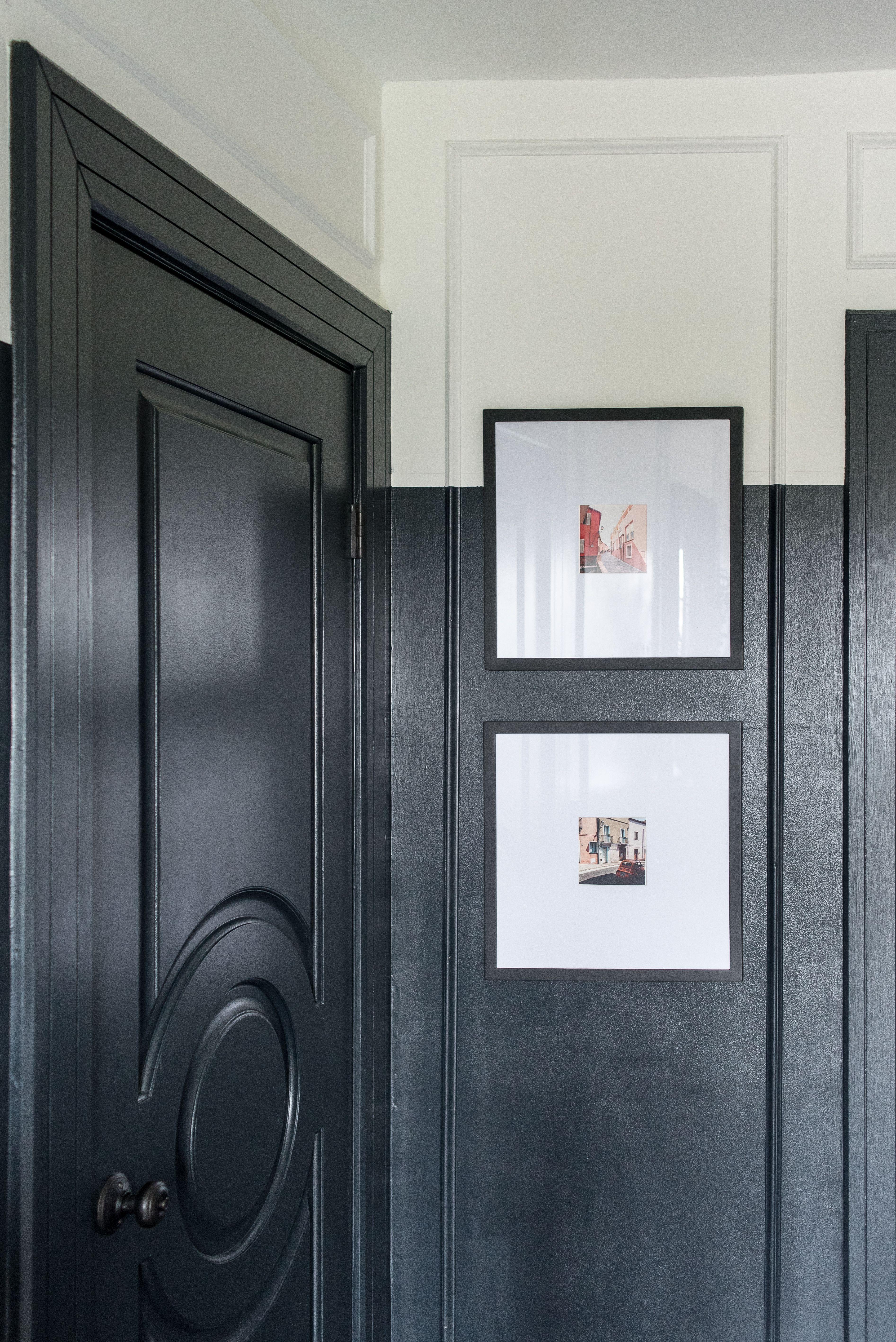 Metrie   moulding and doors are spotted in interior designer shannon claire glamorous abode also rh pinterest