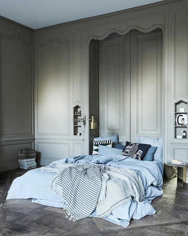 French By Design #FrenchCountryBedroom
