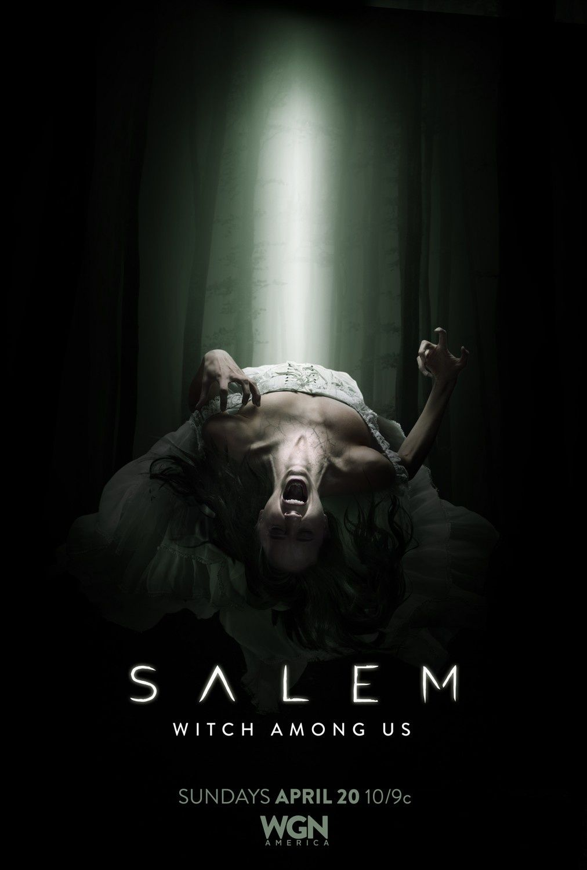Photo Salem Posters saison 1 - Series Addict