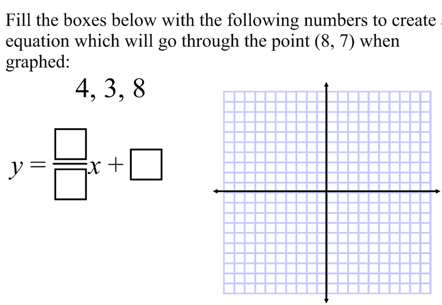 Diff Type Question For Slope