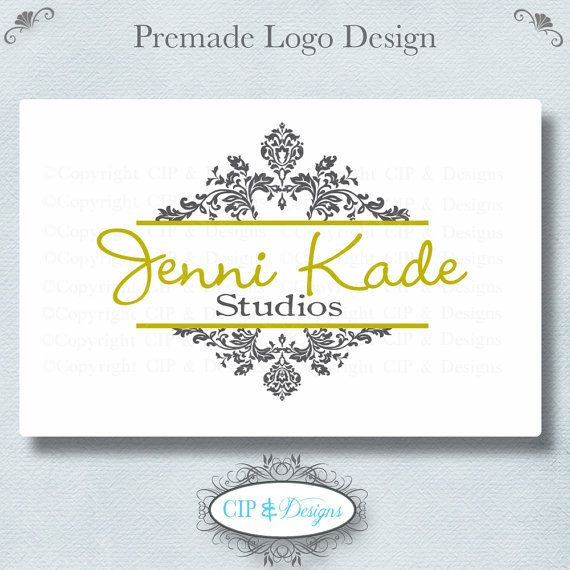 Premade Logo and Watermark...Pre made logo by CIPandDesigns, $15.00