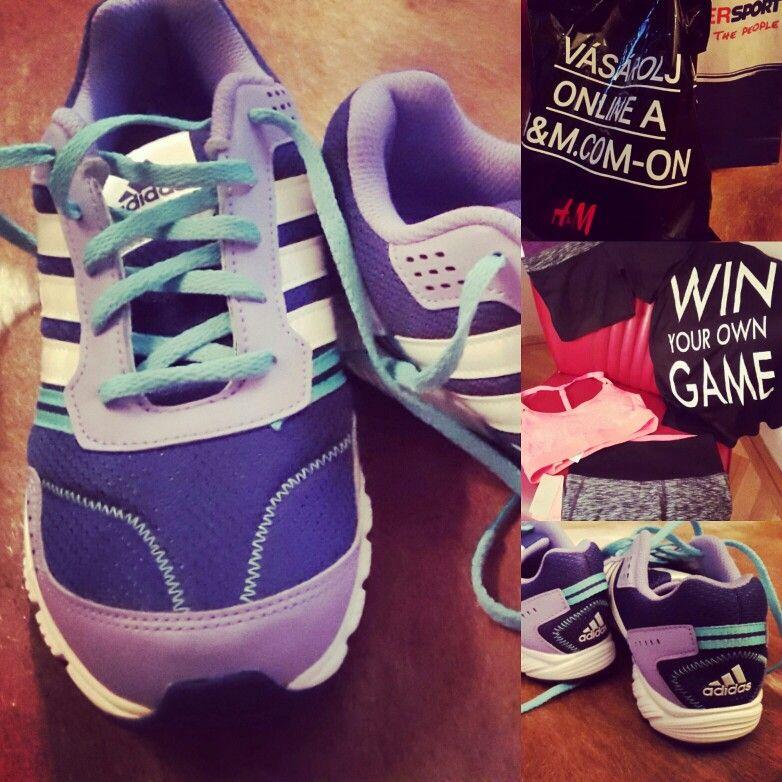 #sportswear#shopping#H&M#INTERSPORT#purpleismyfavouritecolor