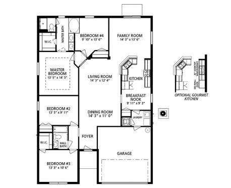 The Arlington Elevation D 4 Bedroom In The Emerald Lakes