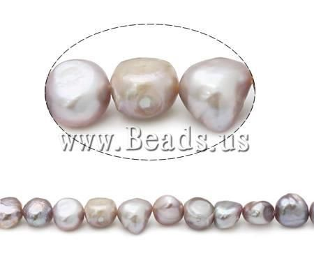 #Milky Way Jewelry - #Milky Way Jewelry Baroque Cultured Freshwater Pearl Beads - AdoreWe.com