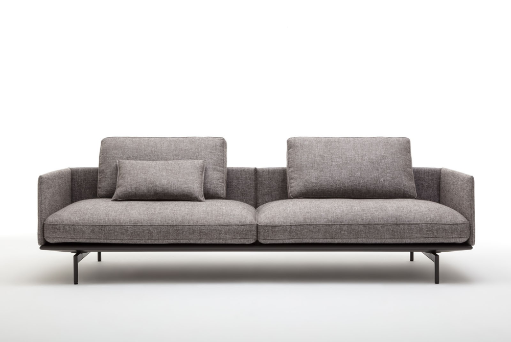 Introducing The Liv Sofa System By Luca Nichetto For Rolf Benz In 2020 Sofa Frame Sofa Upholstered Furniture
