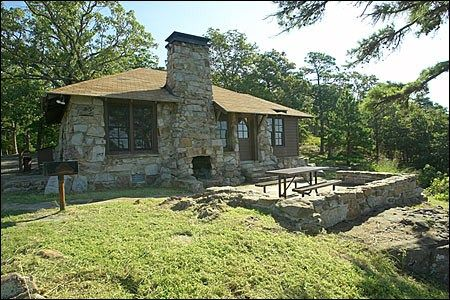 Cabins Mount Nebo State Park Arkansas This Is My