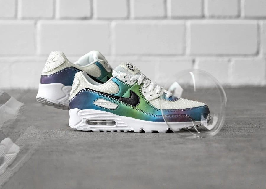 Nike Air Max 90 20 Bubble Iridescent Pack,(2020) en 2020