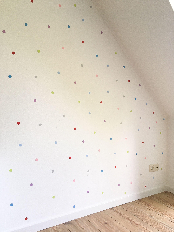Wanddeko Kinderzimmer Punkte 3d Wand Deko Aus Organic Cord Sterne