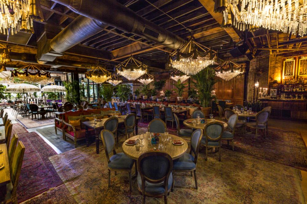 Most Restaurants In Chicago