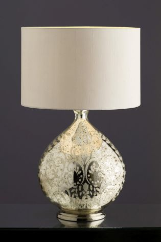 Mercury Glass Table Lamps   Google Search